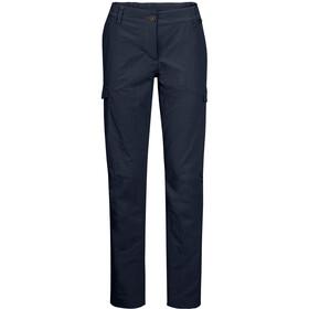 Jack Wolfskin Lakeside Pants Women midnight blue